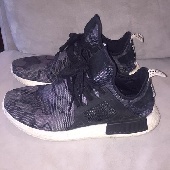 Adidas zapatos NMD XR1 pato poshmark Camo 2016